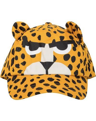 Bawełna bawełna pomarańczowy kapelusz Stella Mccartney Kids