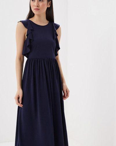 Синее платье весеннее Gap
