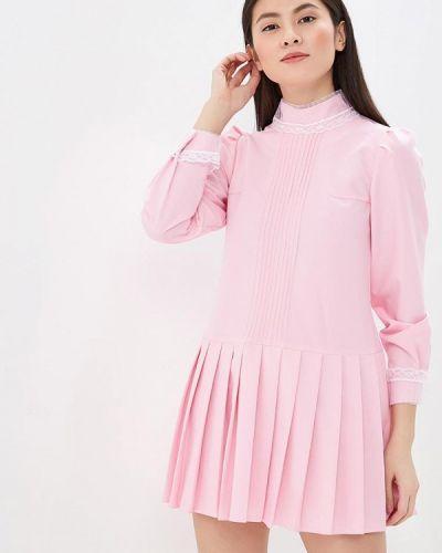 Платье - розовое Cauris