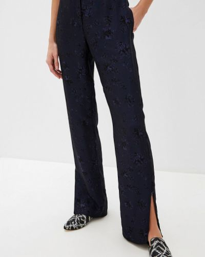 Классические брюки итальянский синие Max&co
