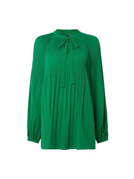 Bluzka z raglanowymi rękawami długa Lauren Ralph Lauren Curve