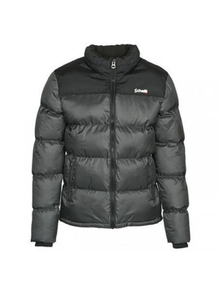 Szara kurtka pikowana Schott
