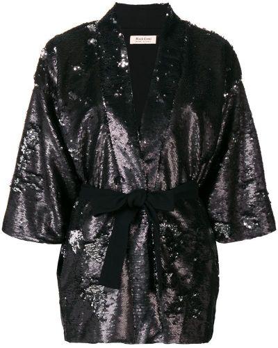 Черная куртка Black Coral