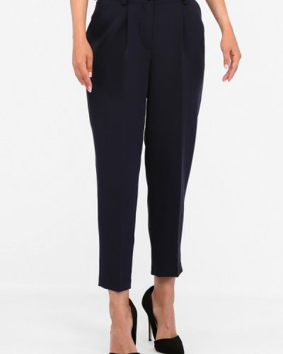 Классические брюки синие Sfn