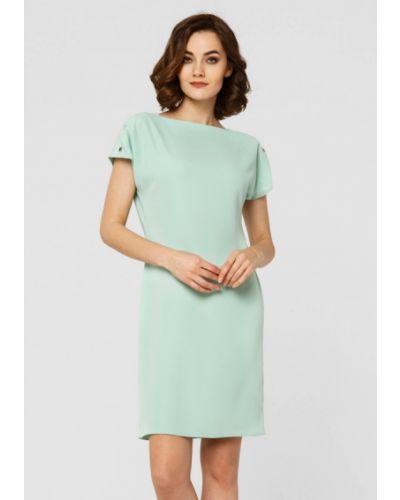 Зеленое платье мини Remix