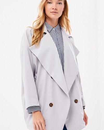 Серое пальто весеннее Compania Fantastica