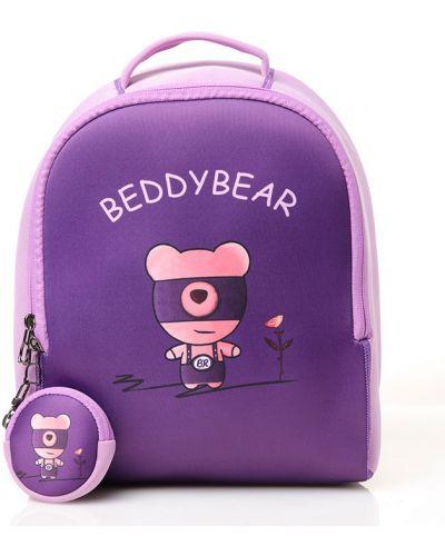 Школьный розовый ранец Beddy Bear