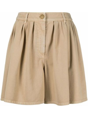 Хлопковые шорты Boutique Moschino