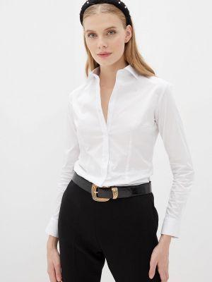 Рубашка с длинным рукавом белая Bawer