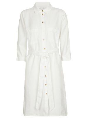 Платье рубашка - белое Heidi Klein