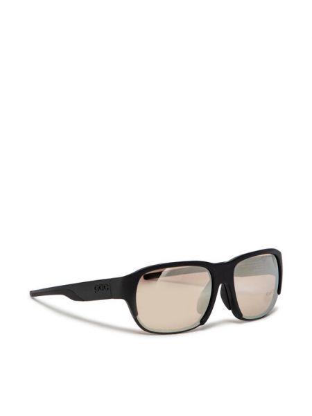 Okulary - czarne Poc