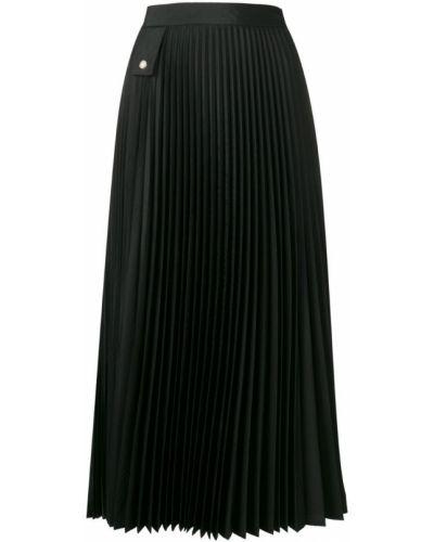Плиссированная юбка миди с завышенной талией Marios