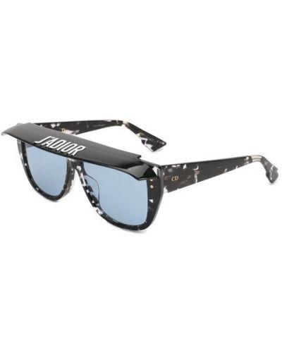 Солнцезащитные очки с надписью Dior