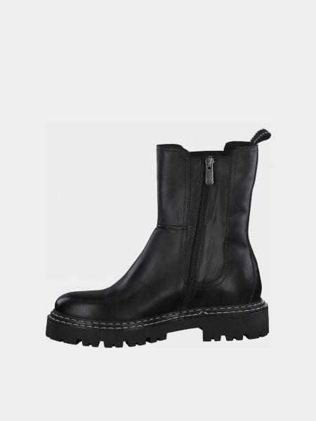 Ботинки челси - белые Marco Tozzi