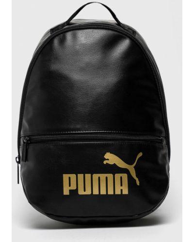 Кожаный рюкзак черный Puma