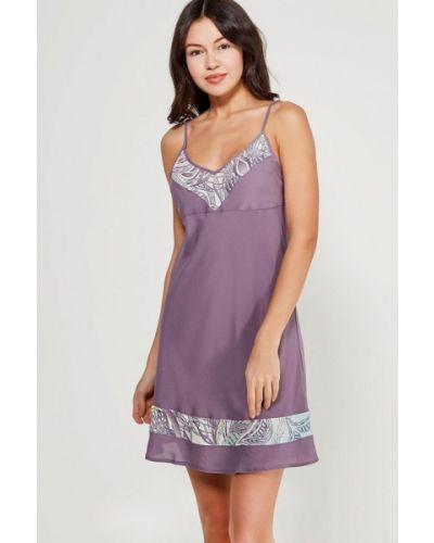 Фиолетовая ночнушка Mia-mia