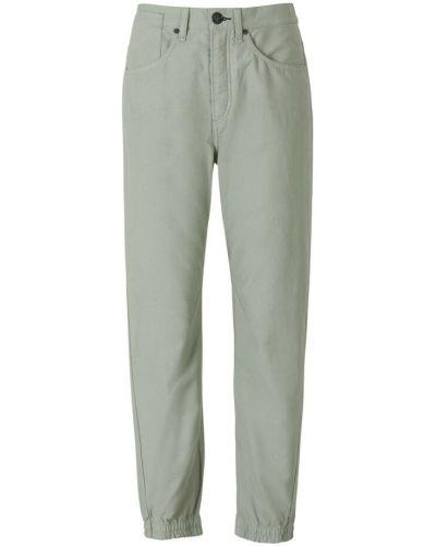Zielone spodnie Rag & Bone