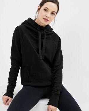 Черная спортивная кофта Sport Angel