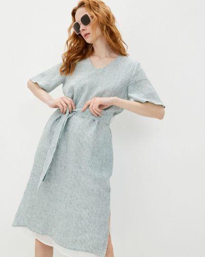 Повседневное платье - зеленое Cappellini