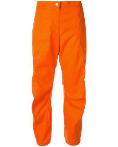 Укороченные брюки - оранжевые Zambesi
