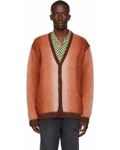 Brązowy sweter moherowy Awake Ny
