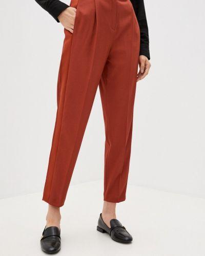 Повседневные коричневые брюки Max&co