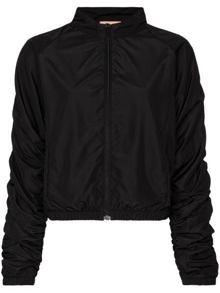 Черная спортивная куртка Fantabody