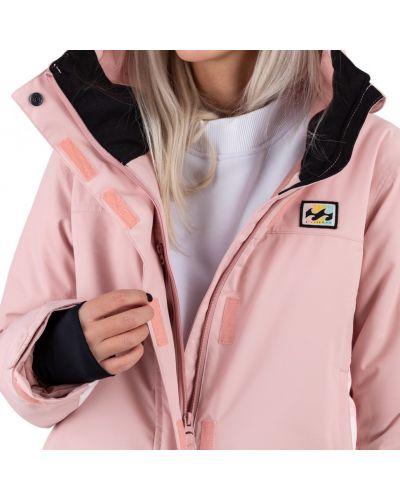 Комбинезон горнолыжный розовый Billabong