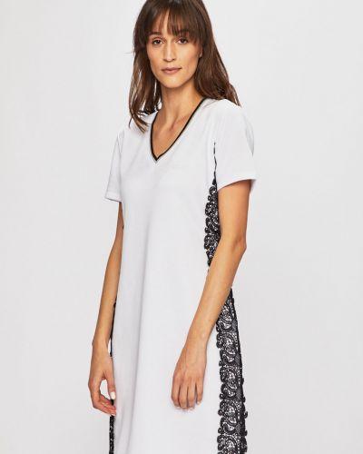 Платье прямое с V-образным вырезом Liu Jo