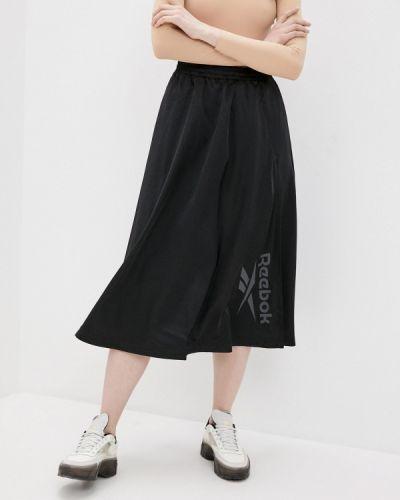 Черная юбка Reebok Classic