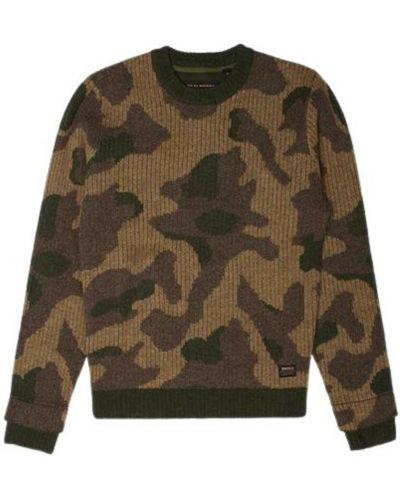 Brązowy sweter Deus Ex Machina