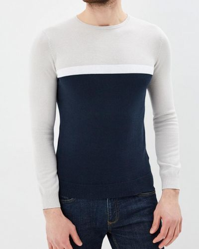 Синий джемпер Burton Menswear London
