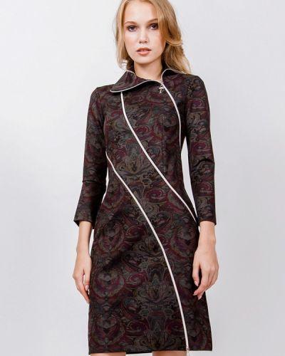 Повседневное платье осеннее мадам т