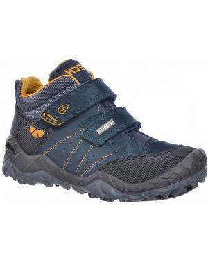 Ботинки на шнурках оранжевый Imac