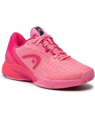 Sneakersy - różowe Head