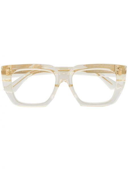 Oprawka do okularów przezroczysty Bottega Veneta Eyewear