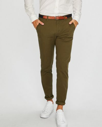 Spodnie długo z kieszeniami Selected