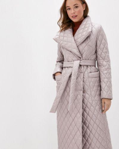 Бежевая теплая куртка Avalon
