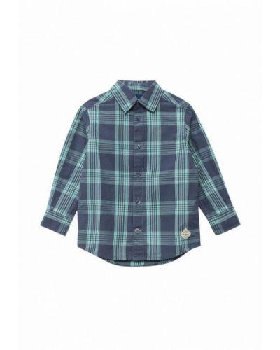 Рубашка индийский синий Tom Tailor