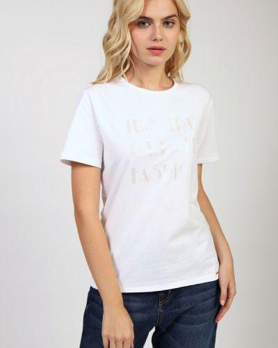 Хлопковая футболка Cinque