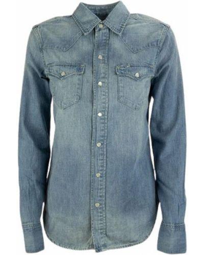 Koszula jeansowa Ralph Lauren