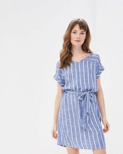 Платье прямое весеннее Jacqueline De Yong