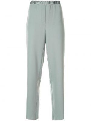 Классические брюки свободные с поясом Emporio Armani