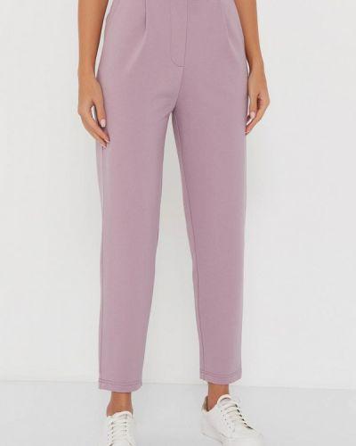 Прямые розовые брюки A.karina