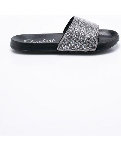 Сандалии серебряный Skechers