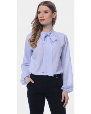Блузка - голубая Arefeva