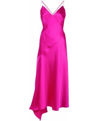 Платье розовое на бретелях Jill Jill Stuart