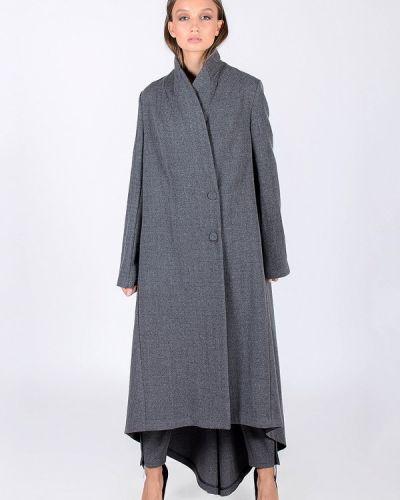 Пальто - серое Kriza