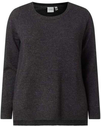 Prążkowany sweter wełniany Junarose