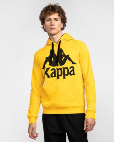Джемпер с капюшоном с карманами Kappa
